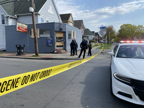 Person shot on Warner Street and Otis Street