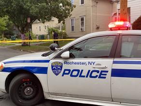 Male dead after being ambushed on Bernard Street near North Street