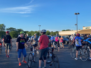 Unity Ride East makes a peaceful biking difference