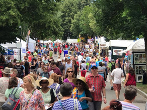 Corn Hill Arts Festival in Rochester, New York Canceled