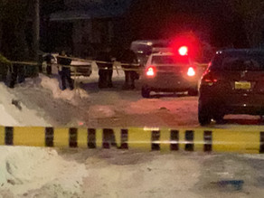 Stabbing leaves one dead on Evergreen Street