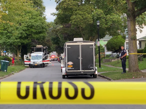 2 Bombs found in the same neighborhood on Rochester's west side of the city.