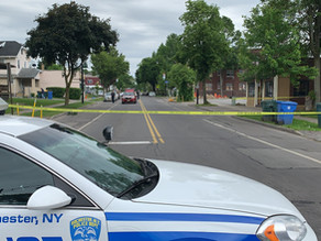 Driver shot while driving on Thurston Road