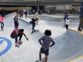 The new Roc City Skate Park opens after a long wait