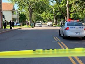 Woman shot on Niagara Street