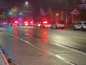One person shot on Dewey Avenue