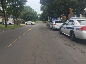 Breaking news : Shoot out on North Street