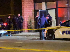 The Rochester Police Department is investigating a shooting leaving 2 people shot
