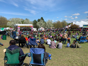The Lilac festival kicks off to a good start