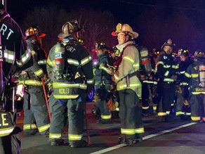 2 Alarm Fire in Webster