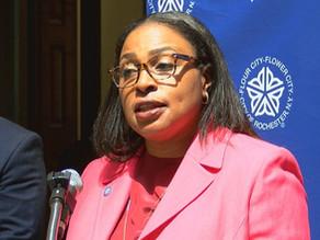 Mayor Warren speaks on violence throughout City