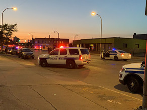 Rochester Police officer involved in shooting on State Street