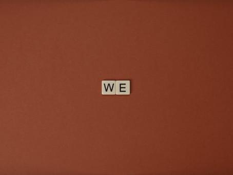 """Tant que """"je"""" prendra le dessus sur """"nous"""" par Leila Delarive"""