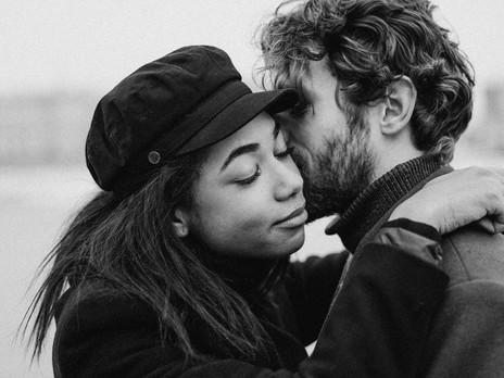 Will we ever kiss again ? par Leila Delarive