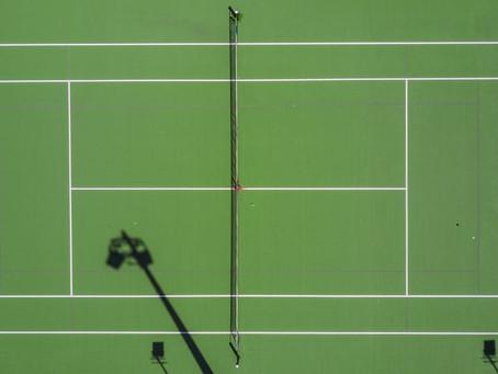 En direct de Wimbledon par Robert Yessouroun