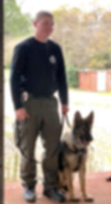 Canine Police Training K9 Unit
