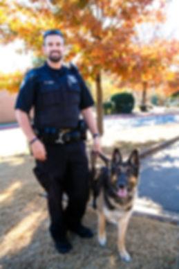 Johns Creek Police Department Helps K9 Grants