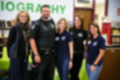 K-9 Volunteers for canine Grants for cop