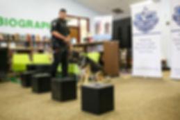 Police K9 Grants Canine