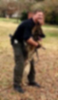 Police K9 Grant Canine Copy