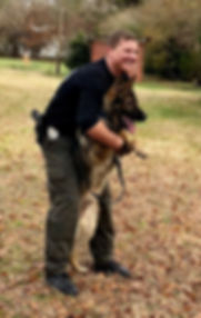 K9s for LAW K9s to police Departments