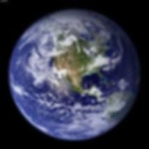 地球の大きさの10万分の1の大きさ(武蔵小山の美容院Hivira)