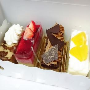 武蔵小山のケーキ屋さん