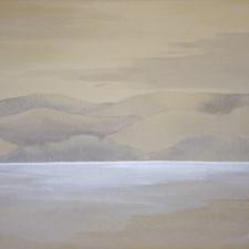 Tau-landscape middle hand side.h.65cm x w.85cm.