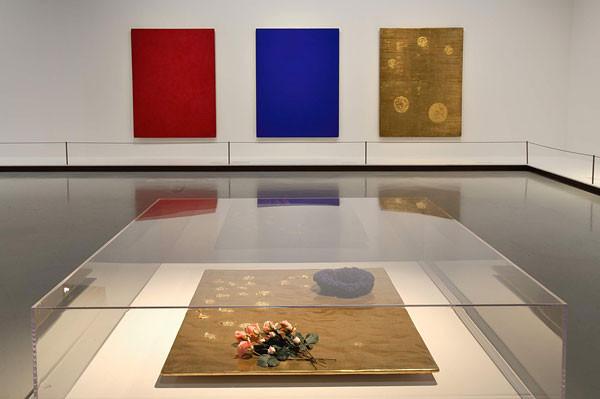 La Trinité de Yves Klein