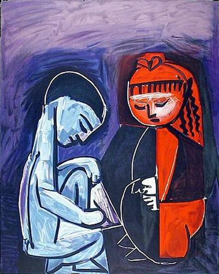 Picasso - Claude et Paloma