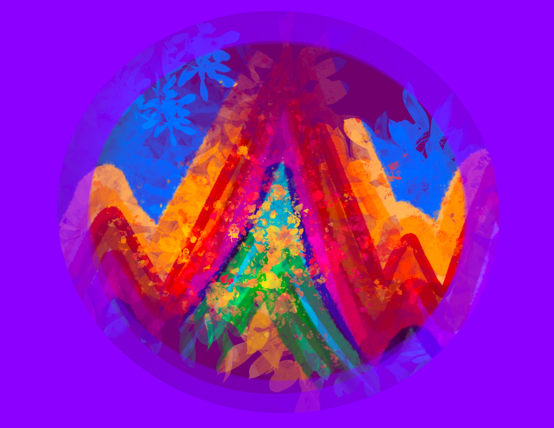 Mountains of Colour