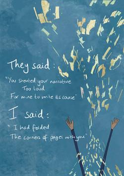 Poem by Gemma Barnett