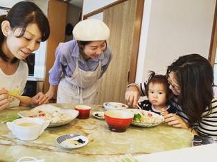 【ご感想】優しく、アットホームな楽しい料理教室パリサのキッチンノート♡