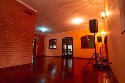 Sala maior. Foto: Felipe Hervoso - 2018.