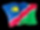 Proudly Namibian Flag