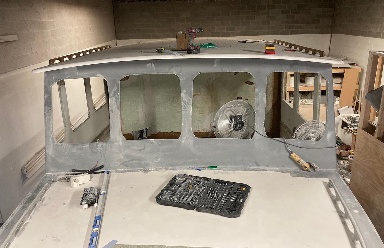 1984 Duffy 35 Restoration
