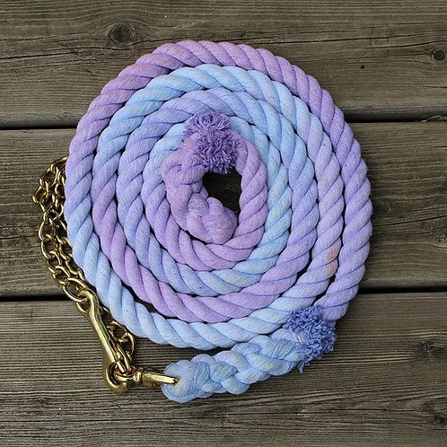 Custom Leadrope With a Studchain