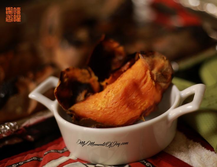 Roasted Sweet Potatoes - Healthiest and Tastiest Snack