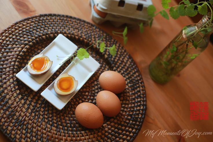 Soy Sauce Tea Eggs