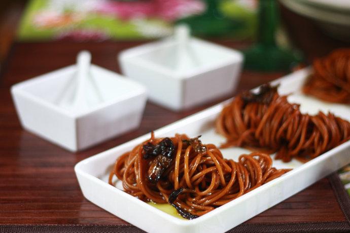 noodle_葱油拌面