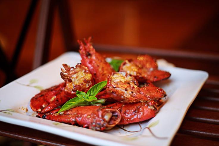 Lobster Two Ways -  龙虾套餐  -- WXC 旧帖记录