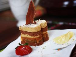 cake_caramal pear