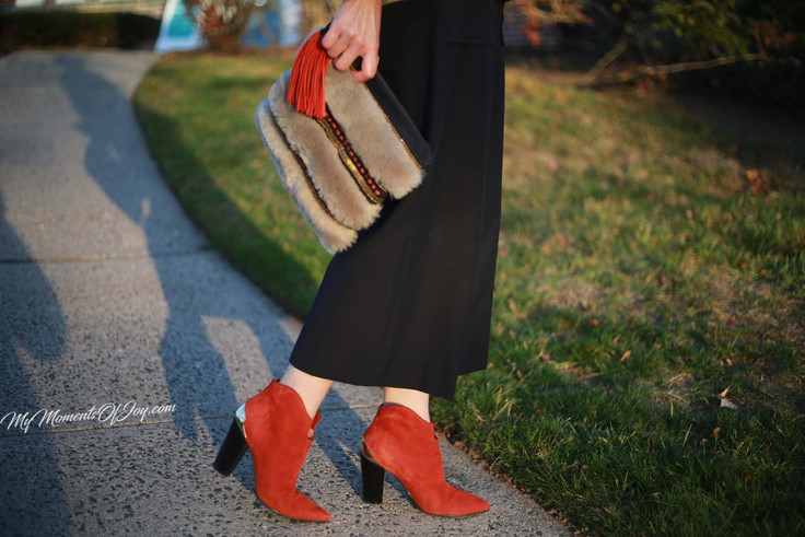 One pair of culottes– two ways - Look II