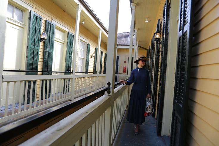 New Orleans Sunshine  Episode I - Shine in Blue