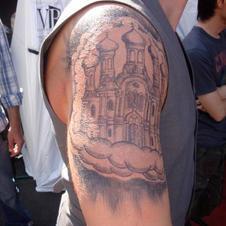 Russian Mafia Transfer Tattoo