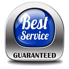 BEST SERVICE GUARANTEED STICKER.png