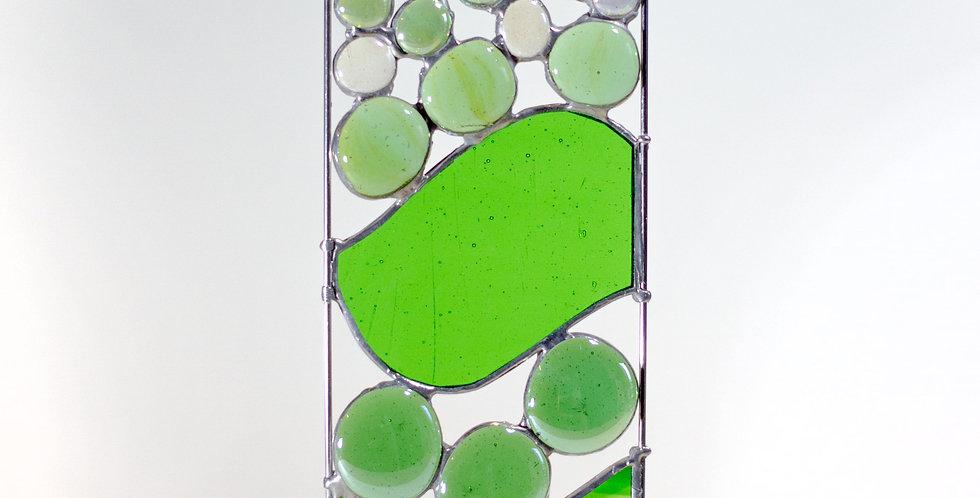 Earthy Green Panel
