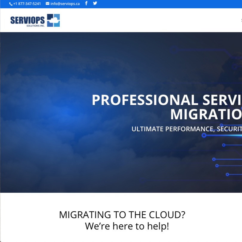 SERVIOPS SOLUTIONS