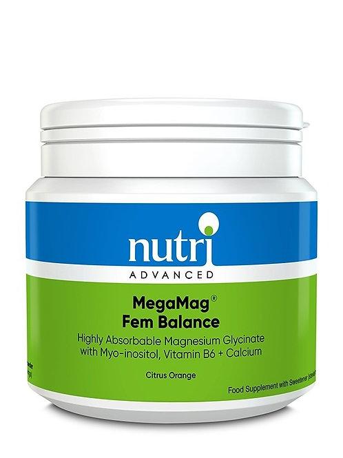 MegaMag Fem Balance (Orange) Magnesium Powder
