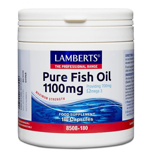 Pure Fish Oil 1100mg